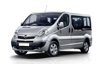 Opel Vivaro (or similar)