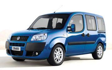 Fiat Doblo (or similar)