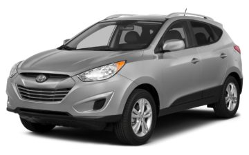 Hyundai Tucson (or similar)