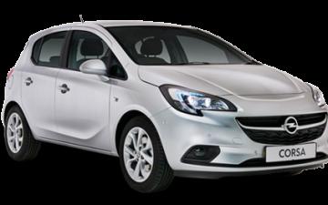 Opel Corsa (or similar)