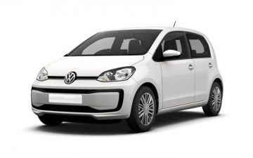 Volkswagen Up (or similar)