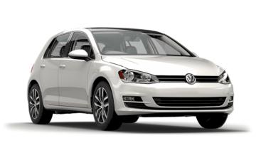 Volkswagen Golf (or similar)
