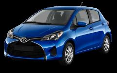 Toyota Yaris (or similar)