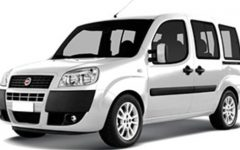 Fiat Doblo (or similar)