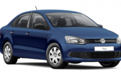Volkswagen Polo (or similar)