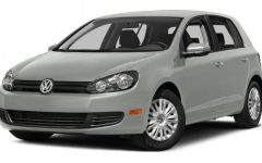 Volkswagen Golf (or similar)